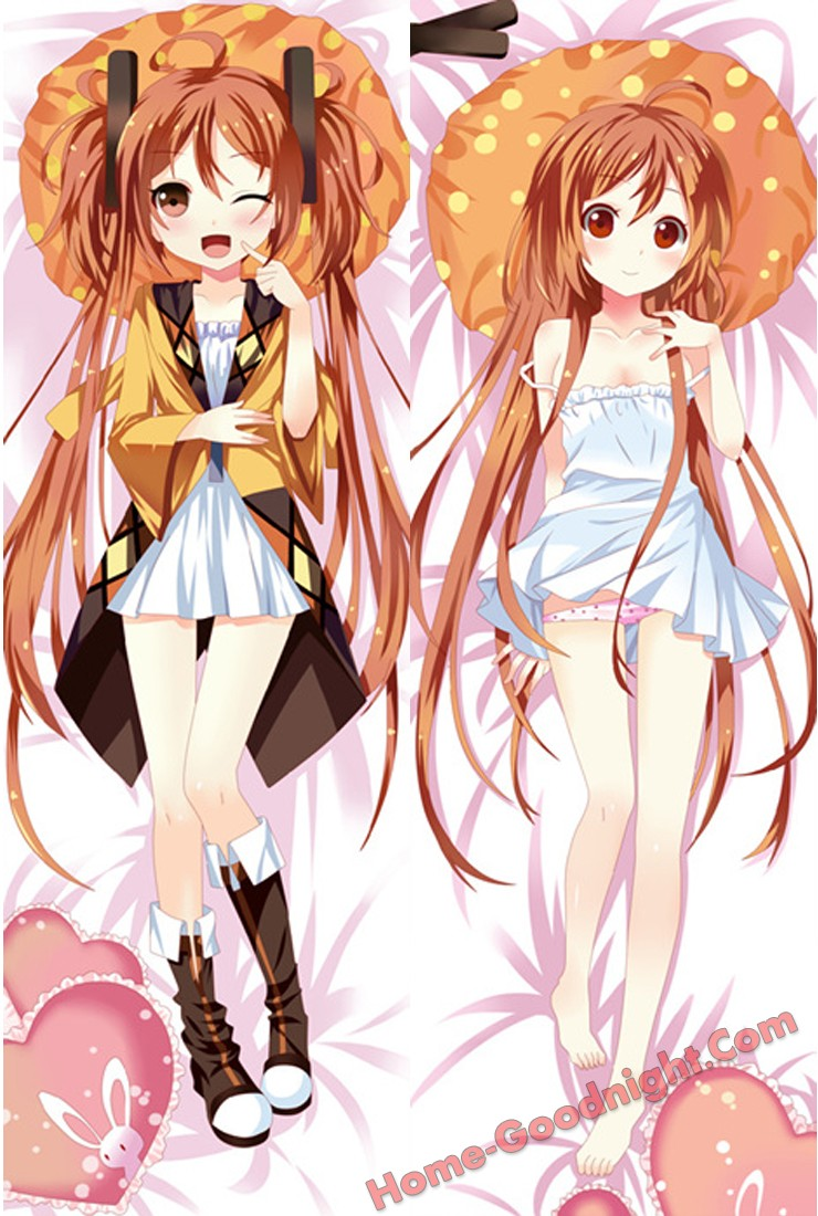 Black Bullet Full body pillow anime waifu japanese anime pillow case