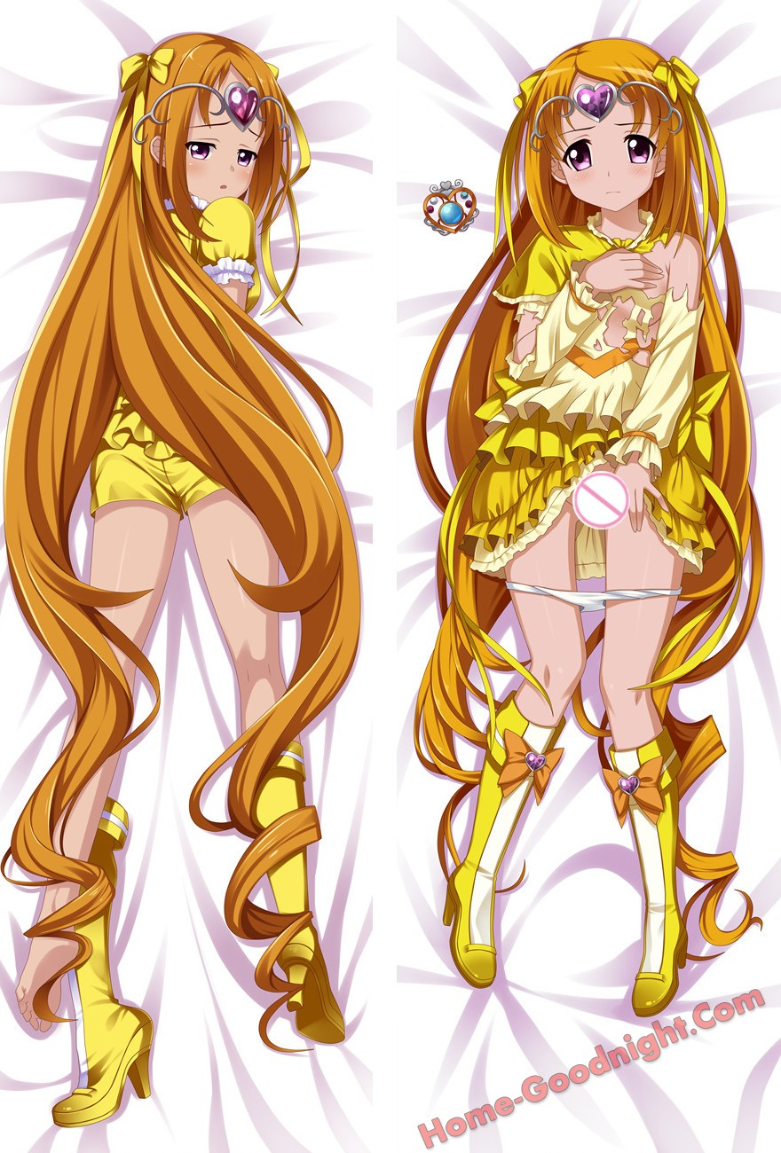 Ako Shirabe - Pretty Cure Anime Dakimakura Japanese Hugging Body Pillow Cover