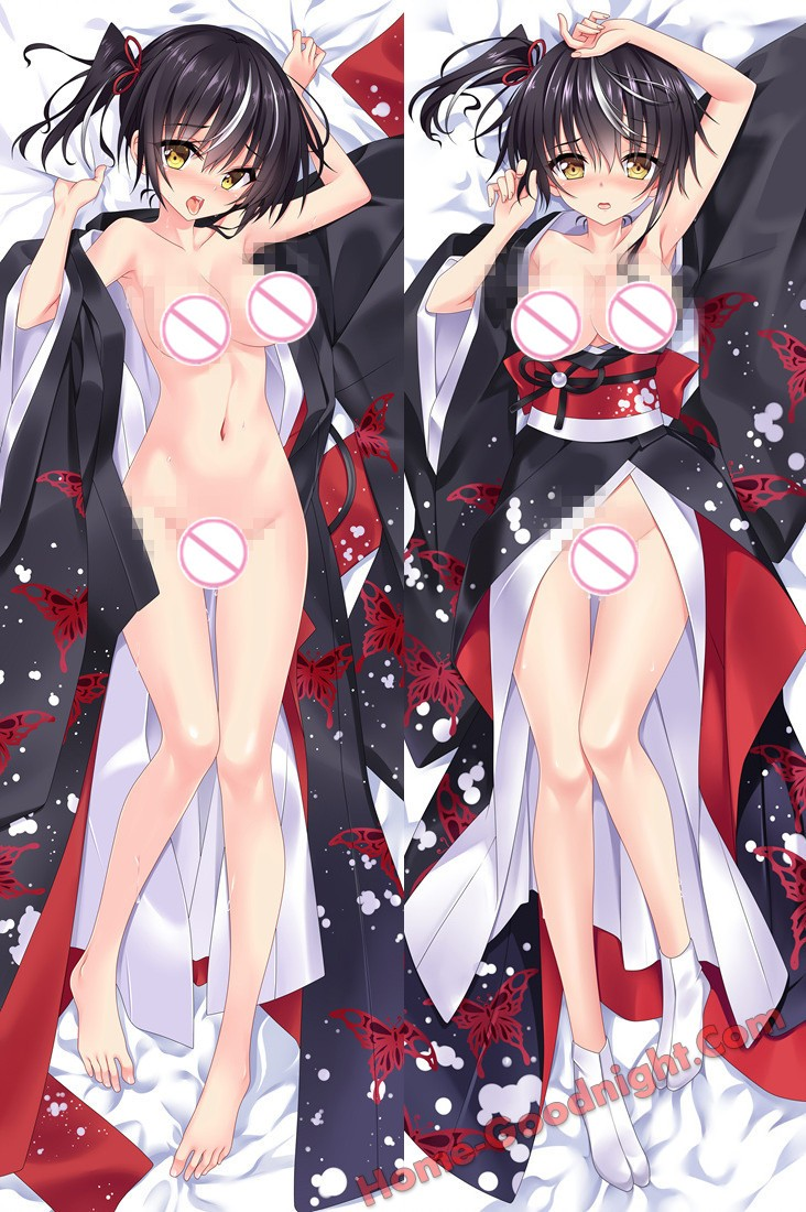 Cute Girl Anime Dakimakura Japanese Hugging Body Pillow Cover