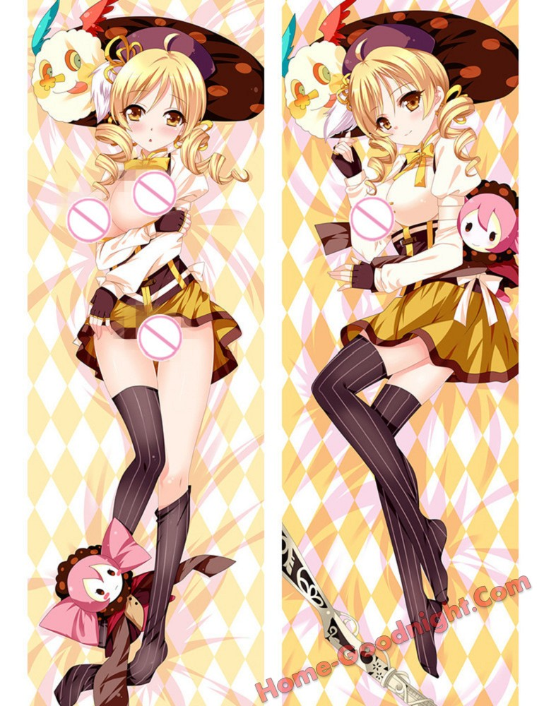 Mami Tomoe - Puella Magi Madoka Magica Long pillow anime japenese love pillow cover