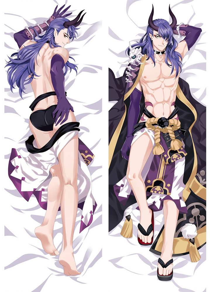 Onmyoji Male Anime Dakimakura Outlet Hugging Body PillowCase