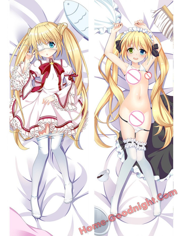 Shizuru Nakatsu - Rewrite Anime Dakimakura Japanese Hugging Body Pillow Cover