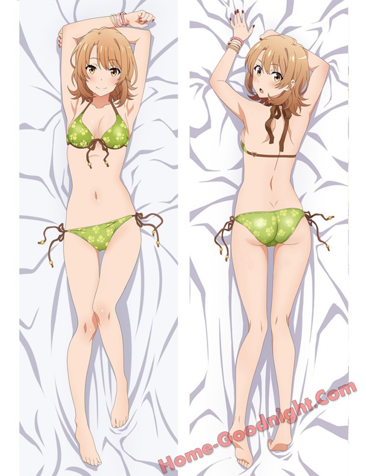 YUI YUIGAHAMA - YAHARI ORE NO SEISHUN LOVE COMEDY WA MACHIGATTEIRU ANIME DAKIMAKURA BODY PILLOW COVER
