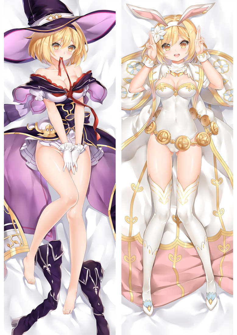 Granblue Fantasy Kida Anime Dakimakura Japanese Hugging Body PillowCases