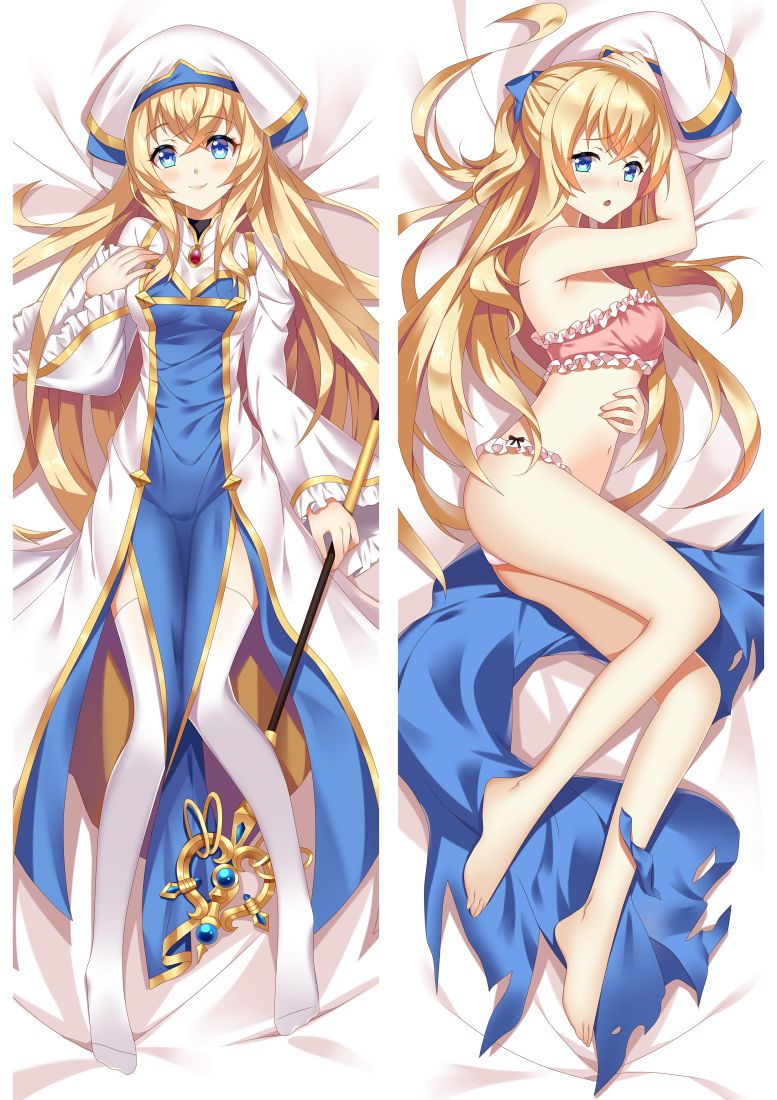 Goblin Slayer Priestess Anime body dakimakura japenese love pillow cover