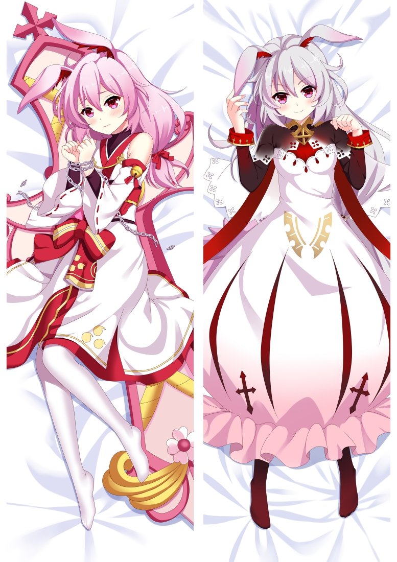 Collapse Gakuen Theresa Apocalypse dakimakura girlfriend body pillow cover