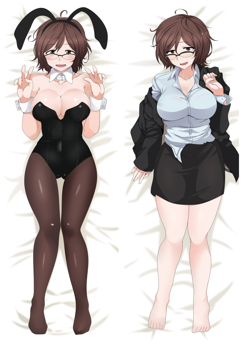 Girls und Panzer Anime Dakimakura Japanese Love Body PillowCases