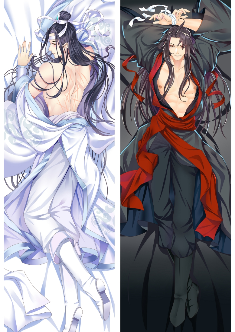 Magical ancestor Anime Dakimakura Japanese Hugging Body Pillow Covers