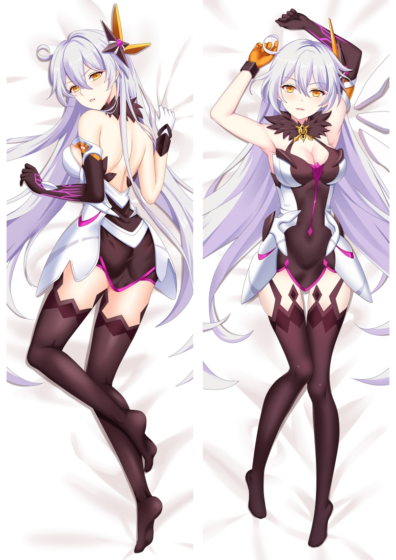Collapse Gakuen Kiana Kaslana Dakimakura 3d pillow japanese anime pillow