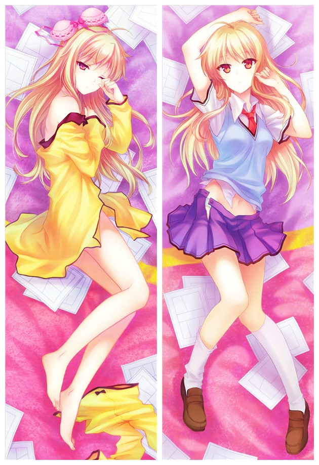 Mashiro Shiina - Sakurasou no Pet na Kanojo Japanese Love Body PillowCases