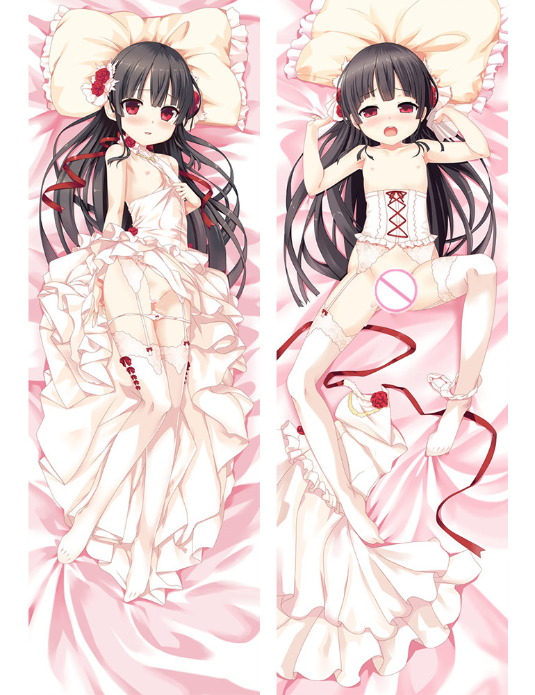 Monobeno Hugging body anime cuddle pillow covers