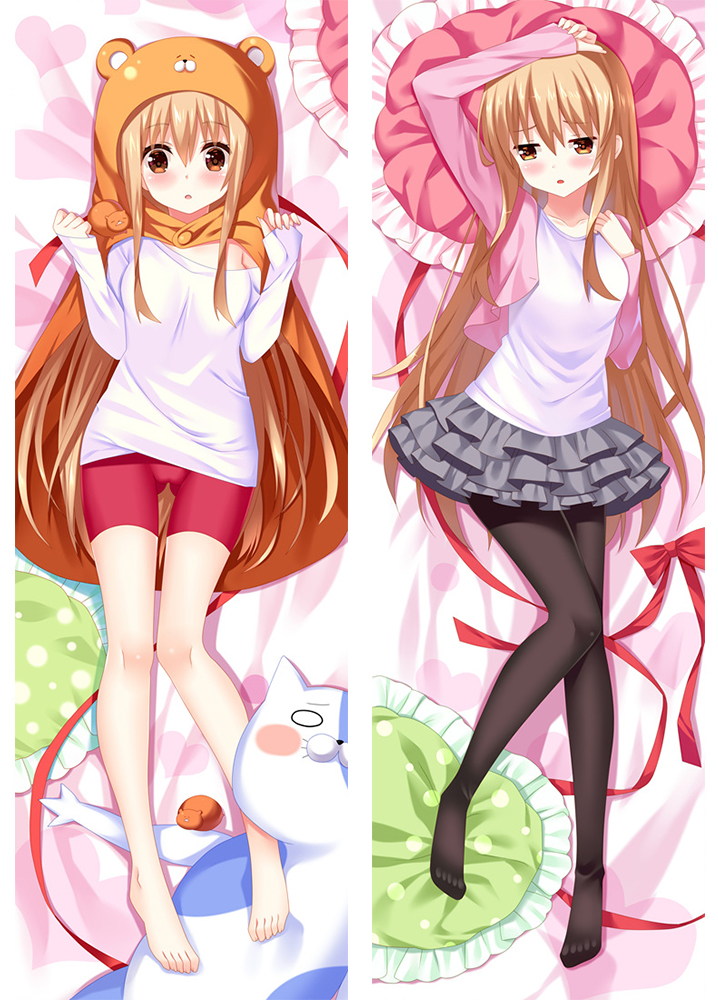 Umaru Doma - Himouto Umaru-chan Japanese Hug Body PillowCases