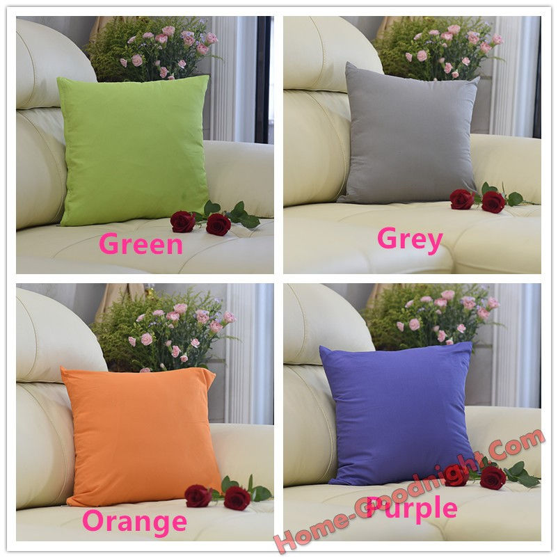 Conditional Free Gifts - Polyester Decor Square Throw Cushion pillowcases,45*45cm(18x18 inch)