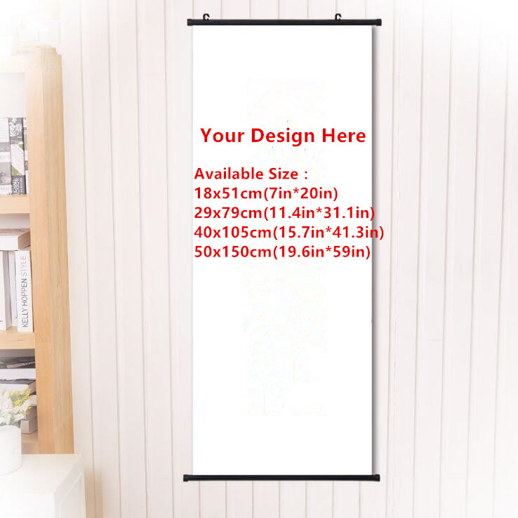 Long Wall Banner Custom Made