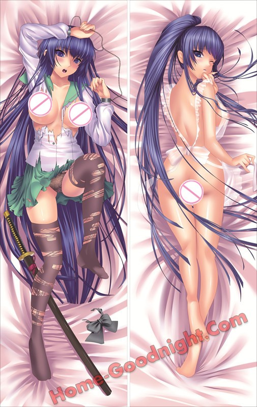 HIGHSCHOOL OF THE DEAD - Saeko Busujima ANIME DAKIMAKURA JAPANESE PILLOW COVER