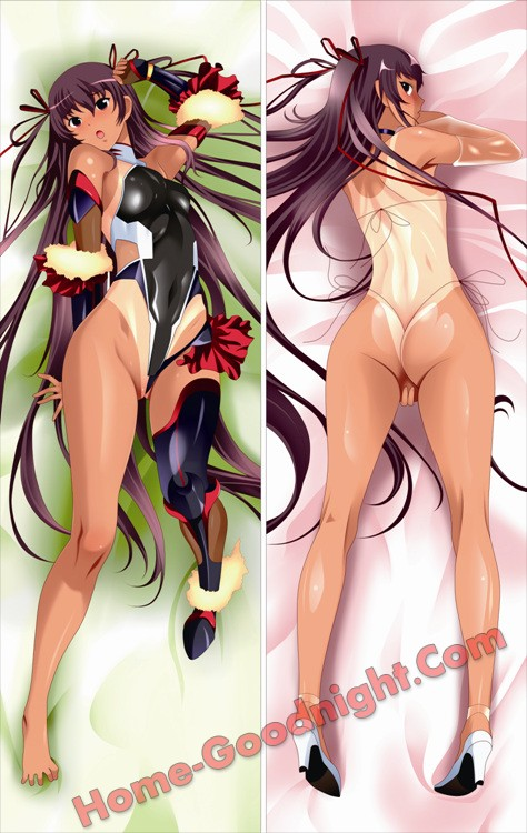 Anti-Demon Ninja Asagi Japanese big anime hugging pillow case