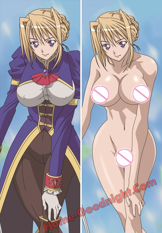 Princess Lover - Sylvia Van Hossen dakimakura girlfriend body pillow cover