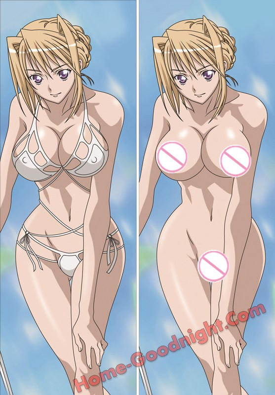 Princess Lover - Sylvia Van Hossen Dakimakura 3d pillow japanese anime pillowcase