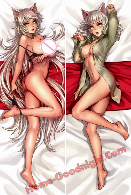 Hanekawa Nekomonogatari Bakemonogatari Long anime japenese love pillow cover