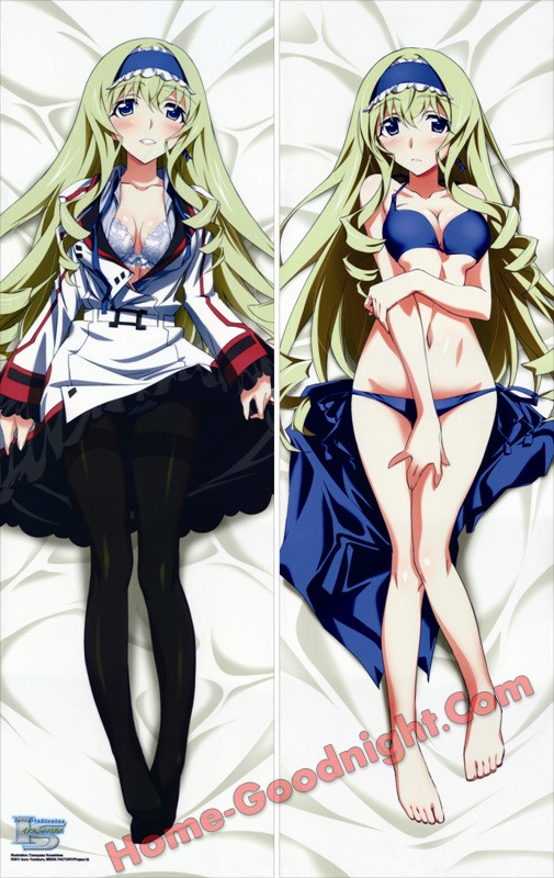 Infinite Stratos - Cecilia Alcott Long anime japenese love pillow cover