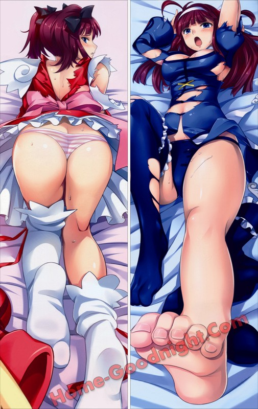 Kaitou Tenshi Twin Angel Hugging body anime cuddle pillow covers