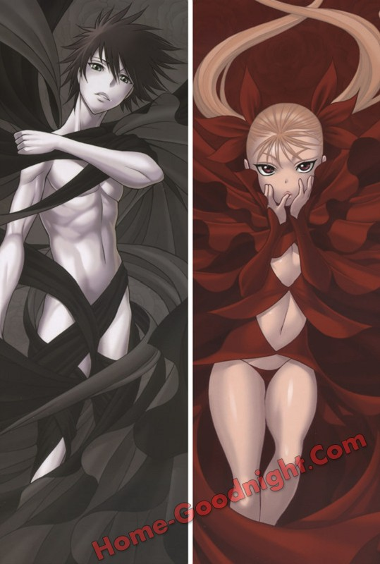 Dance In The Vampire Bund Anime Dakimakura Pillow Cover