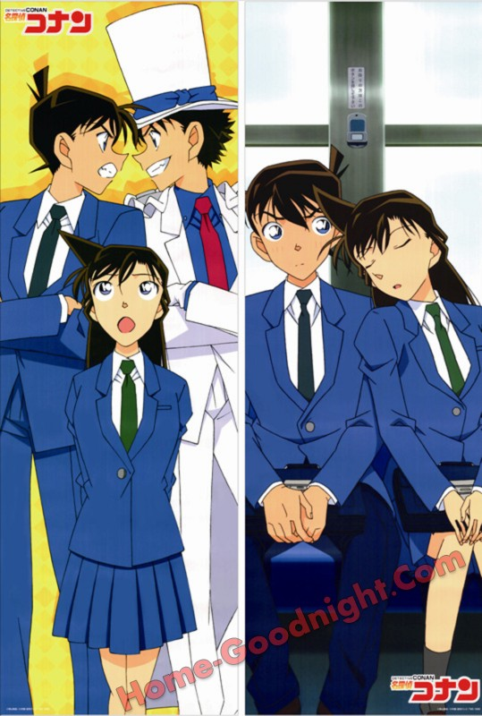 Detective Conan Anime Dakimakura Pillow Cover