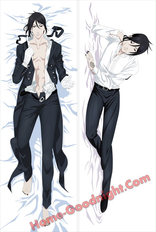 Black Butler - Sebastian Michaelis Anime Dakimakura Pillow Cover