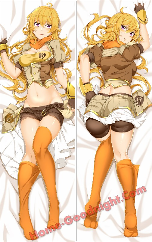 RWBY Yang Xiao Long Dakimakura 3d japanese anime pillowcases