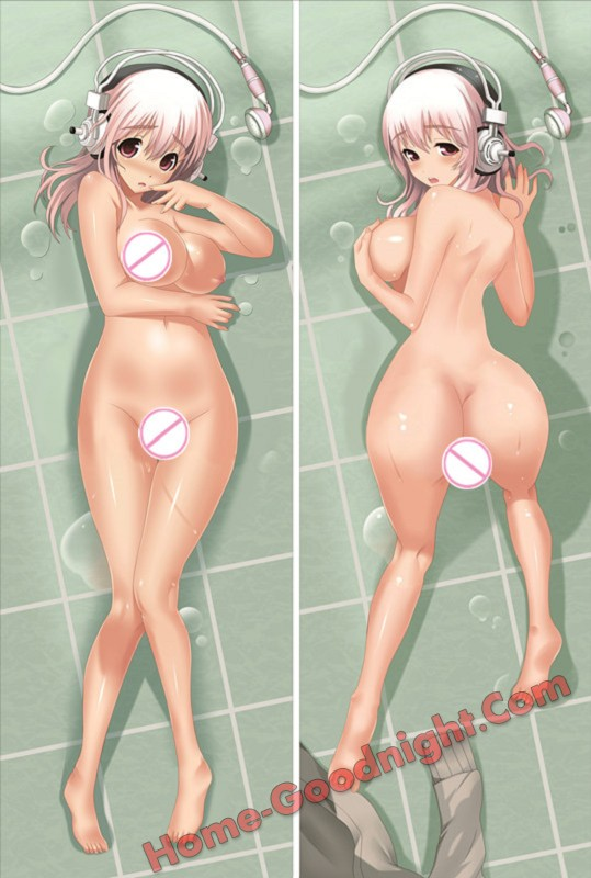 Super Sonico Anime Dakimakura Hugging Body PillowCases