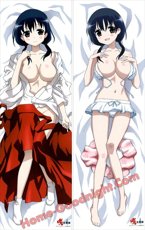 Saki - Ayumu Sugino Anime Dakimakura Hugging Body PillowCases