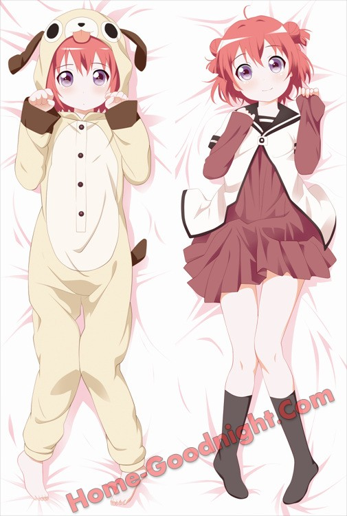 Yuruyuri - Akari Akaza Dakimakura 3d pillow japanese anime pillowcase