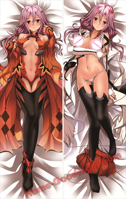 Guilty Crown - Inori Yuzuriha Japanese hug dakimakura pillow case online
