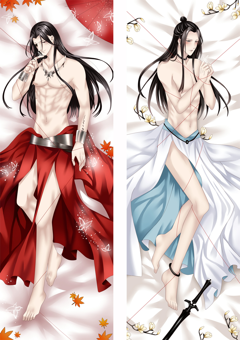 Heavenly God blesses the people Dakimakura 3d pillow japanese anime pillowcase