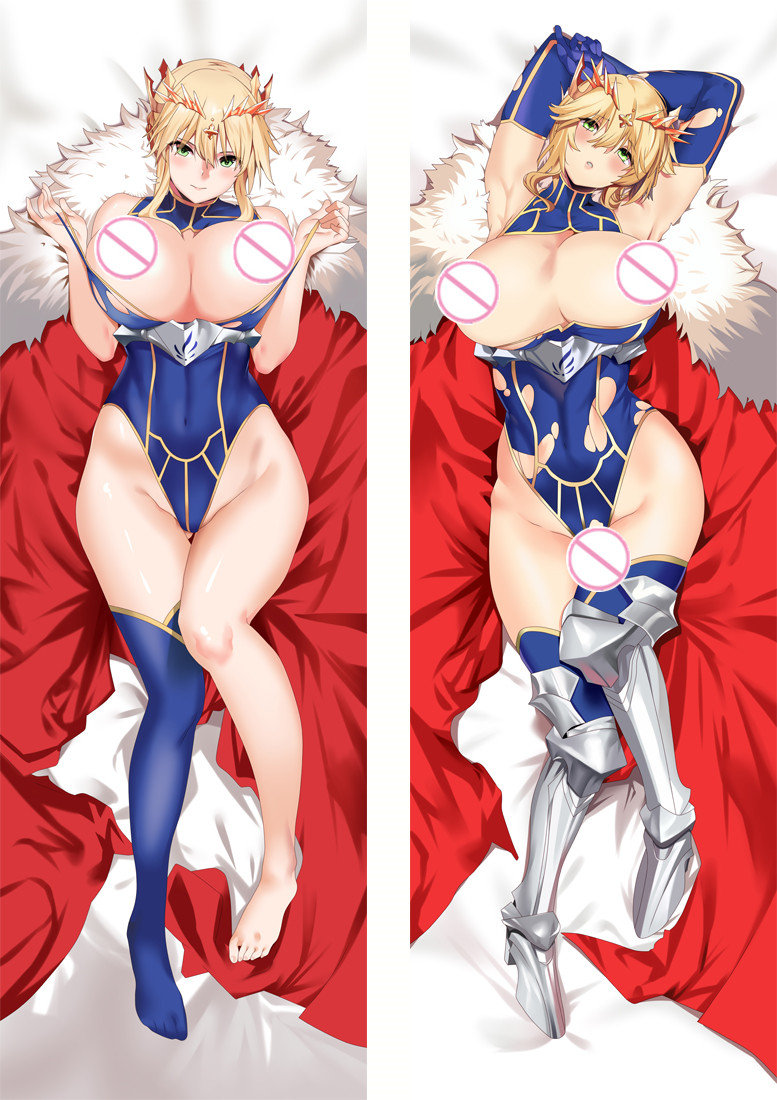 Altria Pendragon (Lancer) Anime Dakimakura Japanese Love Body Pillow Cover
