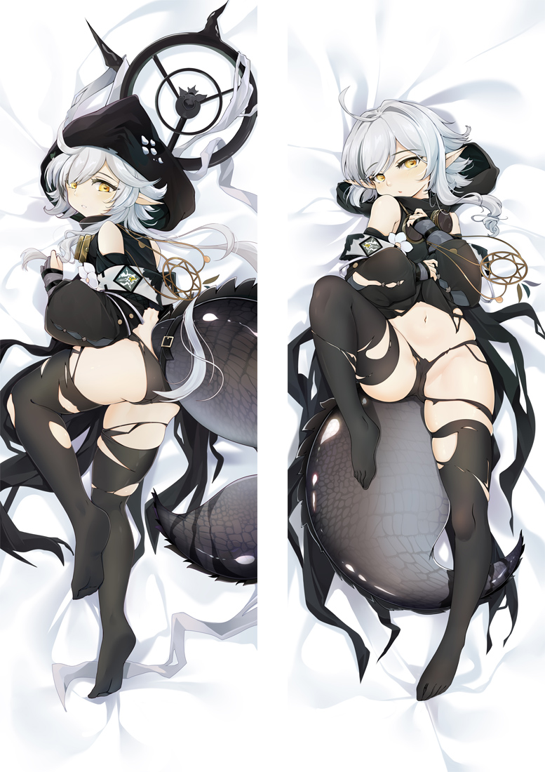 Arknights Tomimi Anime Dakimakura Japanese Hugging Body PillowCover