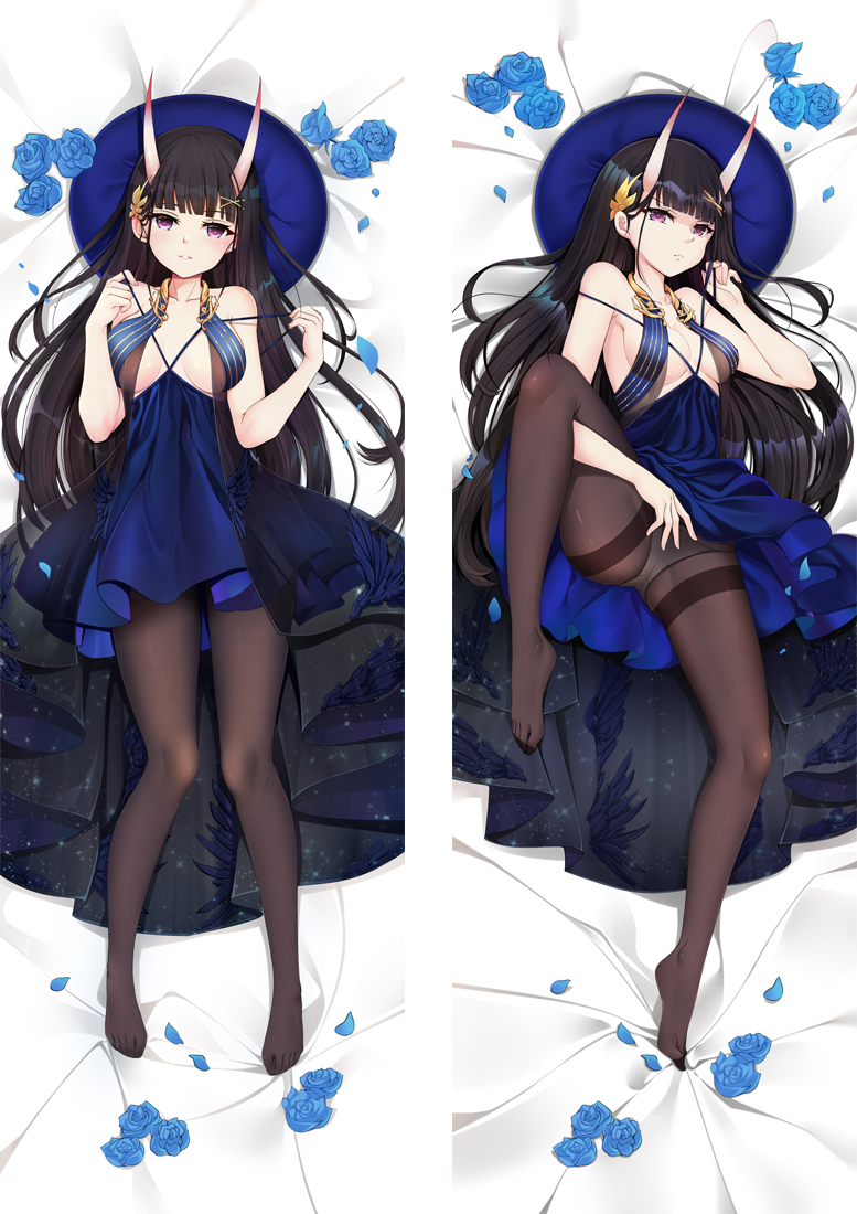 Azur Lane Noshiro Anime Dakimakura Japanese Hugging Body PillowCover