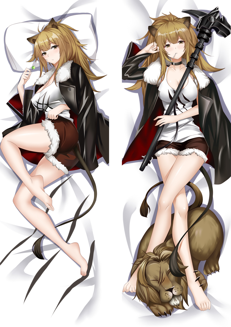 Arknights Siege Anime Dakimakura Japanese Hugging Body PillowCover