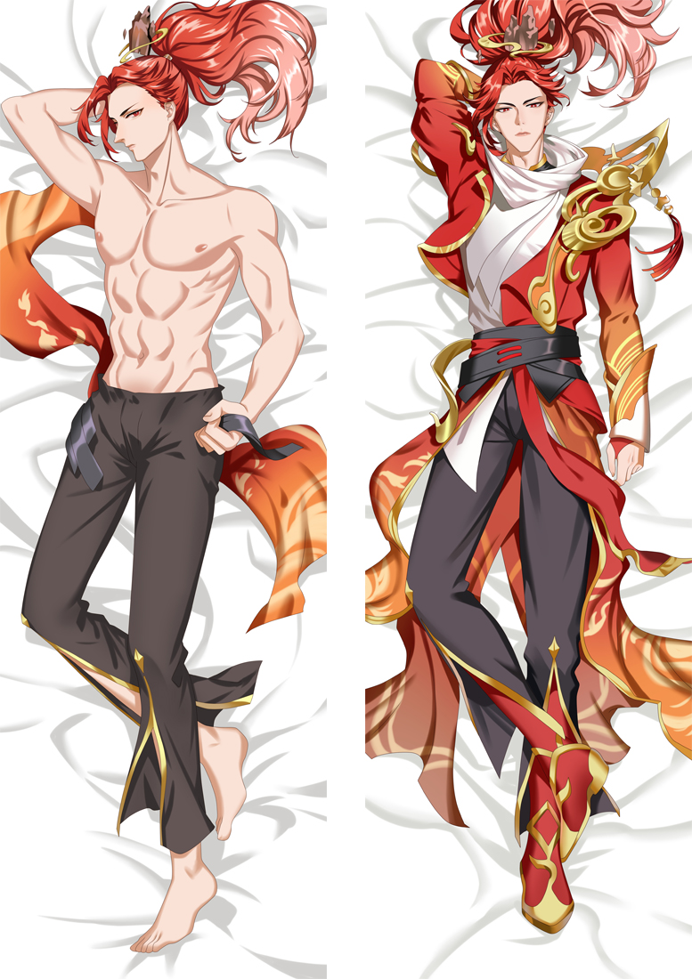 Arena of Valor Anime Dakimakura Japanese Hugging Body PillowCover