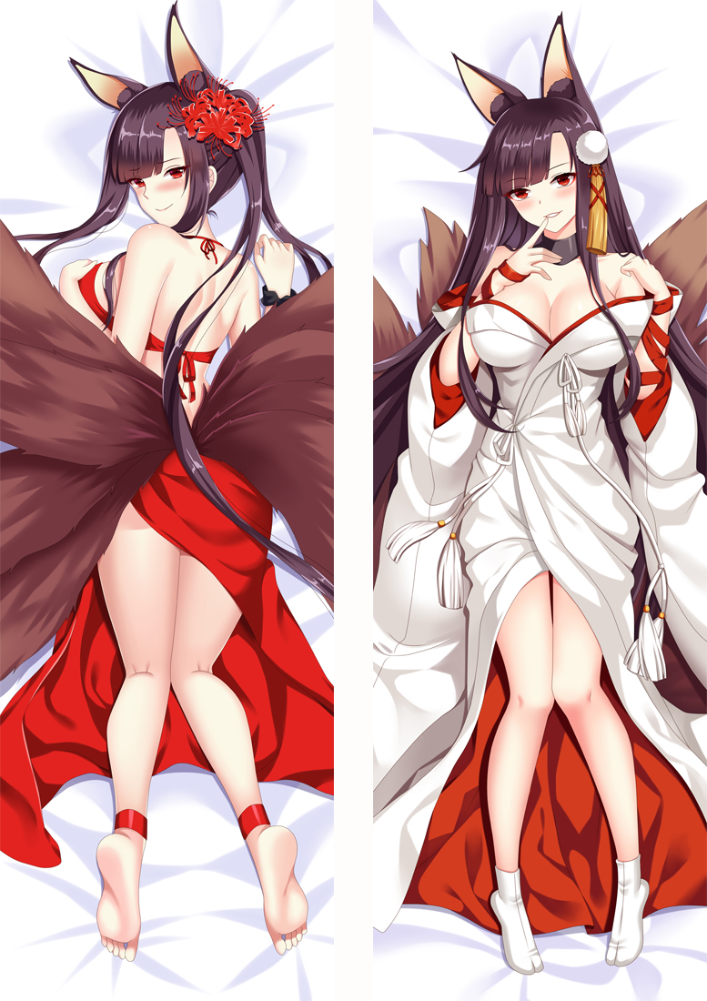 Azur Lane Akagi Dakimakura 3d pillow japanese anime pillowcase