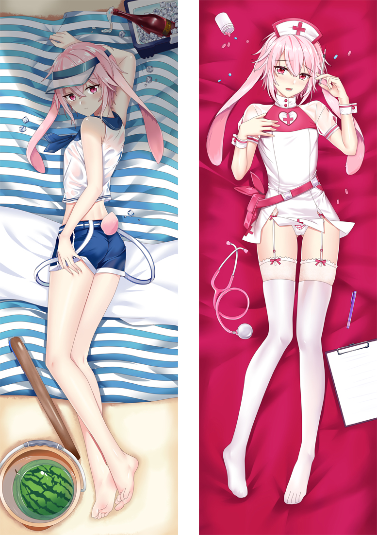 Arknights Dakimakura 3d pillow japanese anime pillowcase