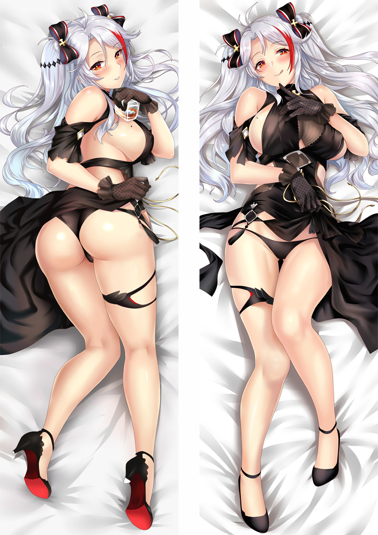 Azur Lane Prinz Eugen Anime Dakimakura Hugging Body PillowCases