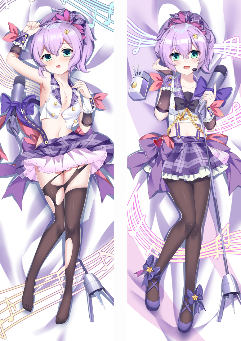 Azur Lane Javelin Anime Dakimakura Hugging Body PillowCases