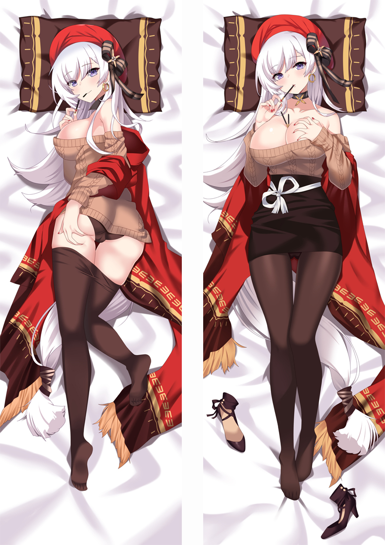 Azur Lane Anime Dakimakura Hugging Body PillowCases