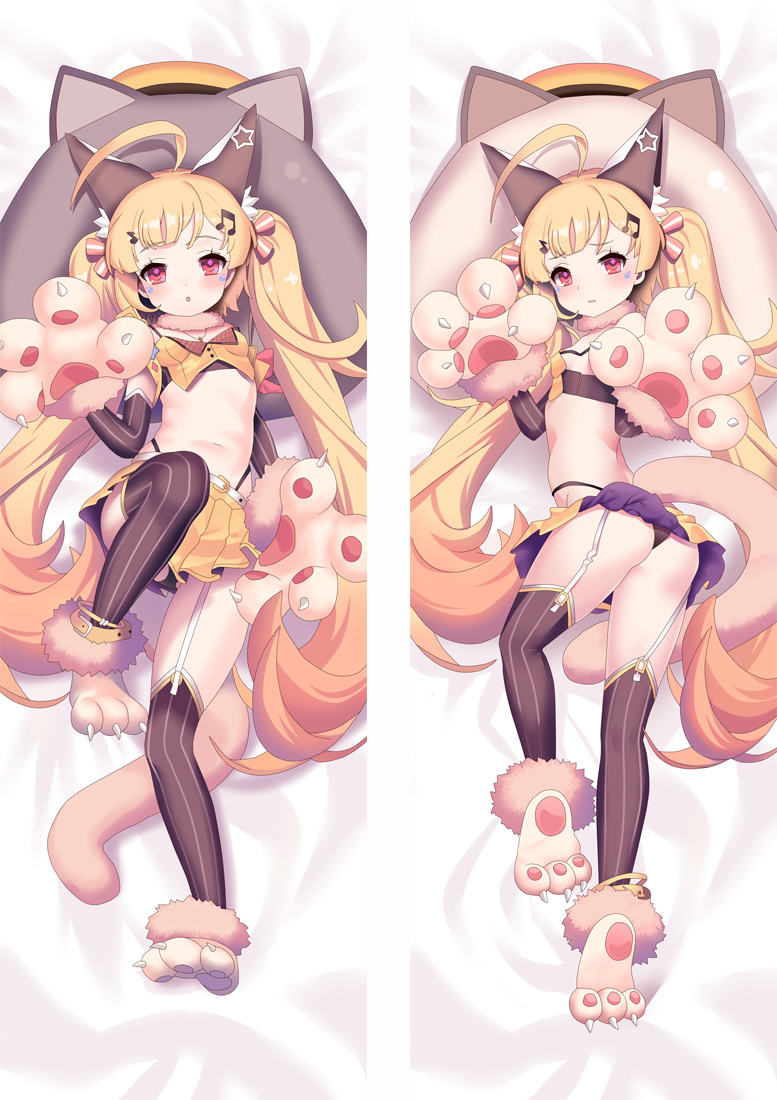 Azur Lane USS Eldridge Anime Dakimakura Hugging Body PillowCases