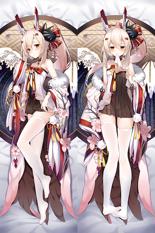 Ayanami - Azur Lane Anime body dakimakura japenese love pillowcover