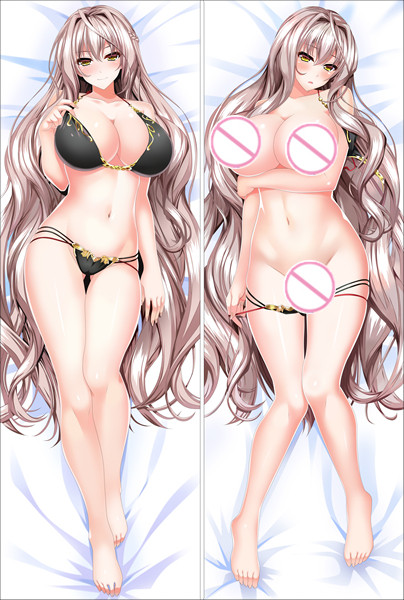 Unionism Quartet A3-DAYS Arche Swimsuit Dakimakura 3d pillow japanese anime pillowcase
