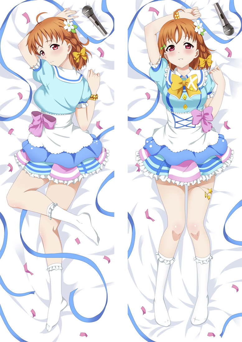LoveLive! Nico Yazawa Anime Dakimakura Pillow Japanese Hugging Body Pillowcase