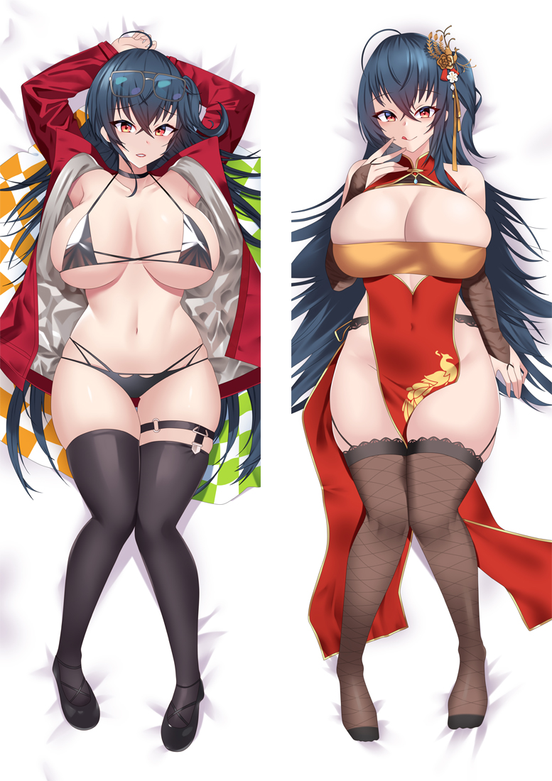 Azur Lane Anime Dakimakura Pillow Japanese Hugging Body Pillowcase