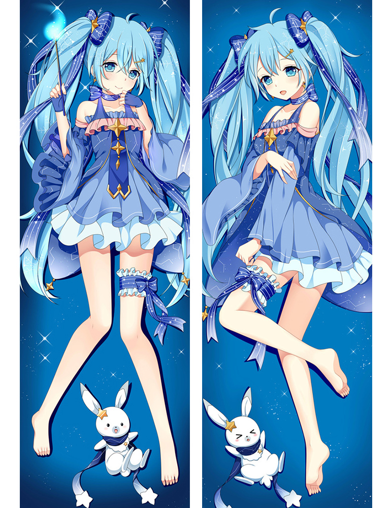 Hatsune Miku - Vocaloid Anime Body Pillow Case japanese love pillows for sale